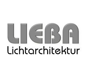 Hier entsteht die Internetseite der LIEBA Lichtarchitektur Logo
